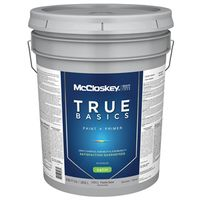 Mccloskey True Basics 14511 Latex Paint