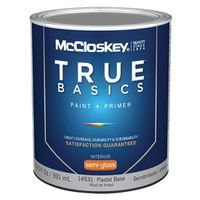 Mccloskey True Basics 14531 Latex Paint