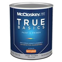 Mccloskey True Basics 14532 Latex Paint