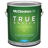 Mccloskey True Basics 14550 Latex Paint