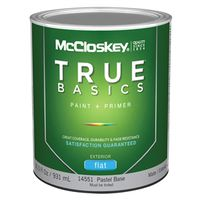 Mccloskey True Basics 14551 Latex Paint