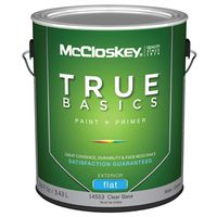 Mccloskey True Basics 14553 Latex Paint