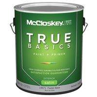 Mccloskey True Basics 14571 Latex Paint