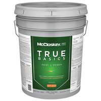 Valspar 14581 Mccloskey - True Basics Exterior Latex Paint