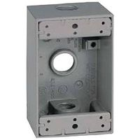 Teddico/BWF B-5V Weatherproof Electrical Outlet Box