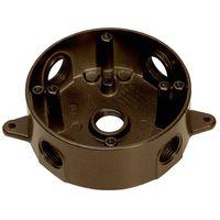 Teddico/BWF RB-5AV Weatherproof Electrical Outlet Box