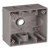 Teddico/BWF TGB-54V Weatherproof Electrical Outlet Box