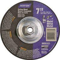 Norton 7660702678 Type 27C Depressed Center Grinding Wheel