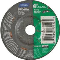 Norton 66252842010 Type 27 Grinding Wheel