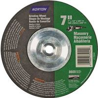 Norton 7660775942 Type 27 Grinding Wheel