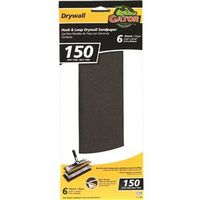 ALI Hook and Loop Drywall Sanding Paper Refill 6 in