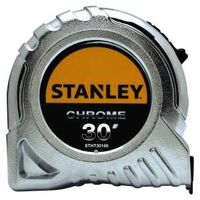 TAPE MEASURE 30FT CHROME