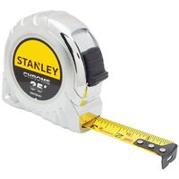 TAPE MEASURE 35FT CHROME