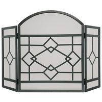 Homebasix CPO61153NN Fireplace Screen