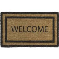 MAT WELCOME 24X36IN COCO