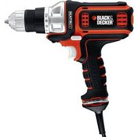 Black & Decker BDEDMT Lightweight Compact Corded Drill