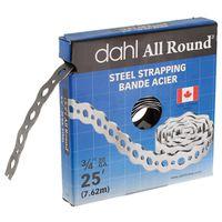 STRAP STL 20GA 3/4INX25FT
