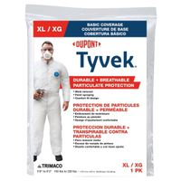 Trimaco 14123 No Elastic Painter's Coverall