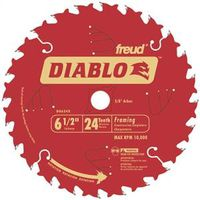 Diablo D0624X Circular Saw Blade