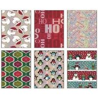 Santas Forest 68016  Gift Wrapping Paper