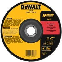DeWalt DW8427 Type 27 Cutting Wheel