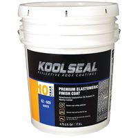 Kool Seal KST063600-20 Elastomeric Roof Coating