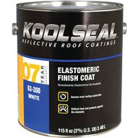 Kool Seal KST063300-16 Elastomeric Roof Coating
