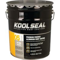 Kool Seal KST020496-20 Aluminum Roof Coating