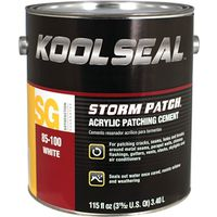 KST Coatings KS0085100-16 Kool Seal Roof Patching Cement