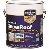Snow Roof KST000SRB-16 Roof Coating