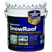 Snow Roof KST000SRB-20 Roof Coating