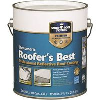 Snow Roof KST0000RB-16 Reflective Roof Coating