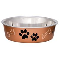 BOWL BELLA LARGE COPPER