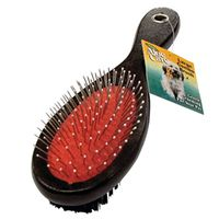BRUSH PET PIN BRISTLE LG COMB