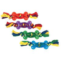 TOY PET TUG BONE/ROPE TPR