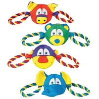 TOY PET TUGZ NYLON ASSORT