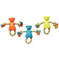 TOY PET MONKEY W/ROPE SMALL