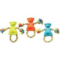 TOY PET MONKEY W/ROPE LARGE