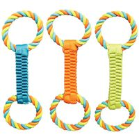 TOY PET TUG BRAIDED NYLON