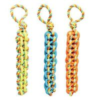 TOY PET TUG TPR/ROPE BRAIDED