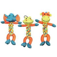 TOY PET BRAIDED BODY ROPE