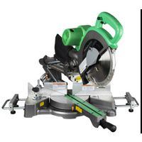 Hitachi C10FSHPS Double Bevel Sliding Compound Corded Miter Saw