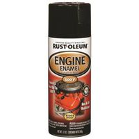 Rustoleum Automotive Rust Preventive Engine Enamel Spray Paint
