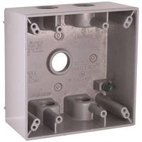 Hubbell 5337-5 Outlet Box
