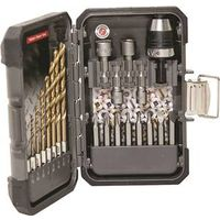 Vulcan 421541OR Drill/Driver Bit Set