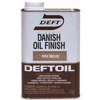 Deft/PPG 083-04 Deftoil Interior Danish Oil Finish