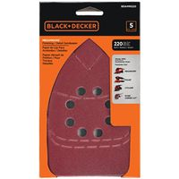 Black & Decker BDAMM220 Sandpaper
