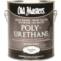 Old Masters 48201 High Resin High Solid Oil Based Interior Polyurethane