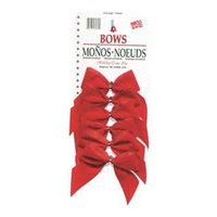 BOW RED VLVT 2LP 6 PACK