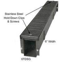 Marshall 6TDSG4 Trench Drain Steel Grate